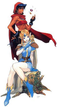 Dungeons & Dragons Chronicles of Mystara Conceptual Art