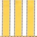 UH-233 Premier Prints Lulu Stripe Slub Yellow/Taupe