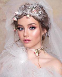 33 Dreamy Boho Wedding Makeup Looks ❤ #weddingforward #wedding #bride #bohoweddingmakeup #bridalbeauty