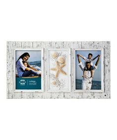 Another great find on #zulily! Sand Piper Photo Frame #zulilyfinds