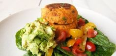 Paleo Salmon Cakes Recipe.