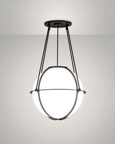 Globe Pendant   designed by Doyle Crosby for Boyd Lighting