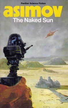 Panther Asimov The Naked Sun (Foss)