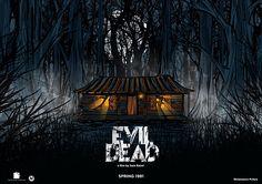 Evil Dead - Mainger   MOVIE POSTERS