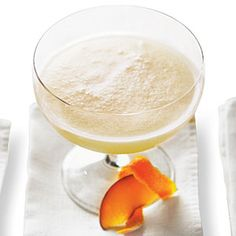 """Pineapple-Peach Punch from Southern Living """"This makes a great virgin punch too; simply substitute an additional liter of club soda for the vodka."""""""