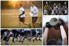 Troop 111 created a weekly fitness routine to help get in shape and build camaraderie — plus, the adult leaders join in, too. Weekly Workout Routines, Fitness Design, Boy Scouts, Get In Shape, Build Muscle, Troops, Fitness Tips, Leadership, Scouting