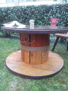 table basse bar en touret palette and co pinterest table basse bar touret et table basse. Black Bedroom Furniture Sets. Home Design Ideas
