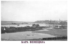 Bara Venecija is located on the right bank of the Sava river, roughly between the Old Sava bridge and Brankov bridge, some 700–800 meters west of Terazije, downtown Belgrade. It is basically a small sub-neighborhood of the Savamala, which used to cover much larger area. ~ Serbia