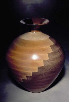 Master Woodturners | Wood Vessel Created with Ring Master [1] by Lloyd Cheney
