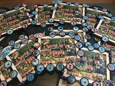 AHG badges for Awards presentations for Scout Mom, Girl Scout Swap, Daisy Girl Scouts, Girl Scout Bridging, Girl Scout Troop, Girl Scout Activities, Activities For Girls, Girl Scout Badges, Brownie Girl Scouts