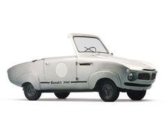 1957–60 Biscuter 200-F Pegasin