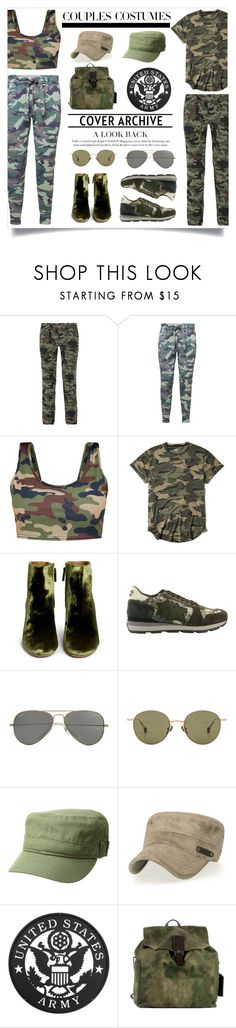 """""""Scary Cute: Couples Costumes"""" by madeinmalaysia ❤ liked on Polyvore featuring Nili Lotan, Hollister Co., Aquazzura, Atlantic Stars, Parasol, Ahlem, Roxy, Flexfit, Golden Goose and couplescostumes"""
