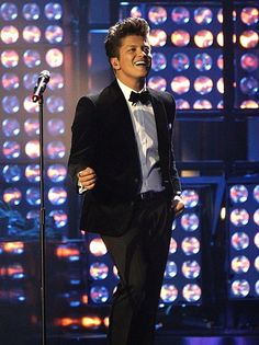 Bruno Mars,BRIT Awards