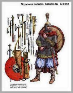 Rus Warrior