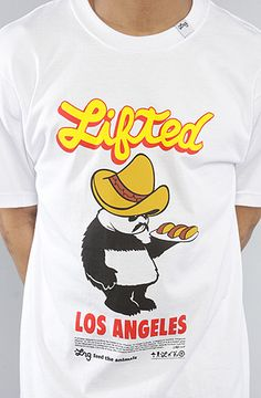 """The Lifted LA Tee By LRG"""