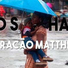SOS Haiti - Furação Matthew  Depois que o furacão Matthew passou pelo Haiti no dia 03/10 causando grande devastação, a vida se tornou muito difícil para toda a população com grande escassez de suprimentos, que estão acabando rapidamente e se tornando mais caros a cada dia, sem perspectiva da demanda ser suprida. Precisamos URGENTEMENTE de recursos para a compra de alimento, água potável, remédios e lonas para suprir a necessidade das crianças e das famílias atendidas pelos nossos programas…