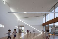 Gallery of Amanenomori Nursery School / Aisaka Architects' Atelier - 17