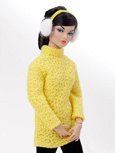 Winter Wowzers! Poppy Parker Teen Model