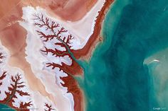 10 Most Beautiful Earth Aerial Landscapes (With Wallpapers)