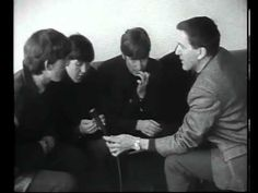 The Beatles interview in Dublin (1963)