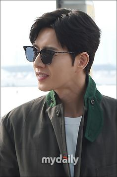 park hae jin 박해진 朴海鎮 man to man 맨투맨 incheon international airport to HK 03.12.2017