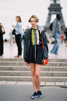 Paris Couture Fashion Week AW 2013....Holly Rose