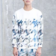 Independent clothing by new men's fashion label AMXANDER: http://www.kujishop.co.uk/t-shirts-sweaters