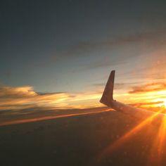 @embraer to Bali follow bu sunset