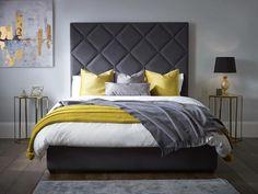 Davenport Upholstered Bed