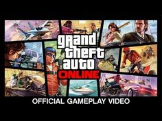 This game has the best physics! Check out the latest gameplay video. Grand Theft Auto Online: Official Gameplay Video