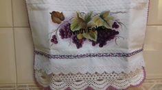Pano de Prato - Pintura em tecido