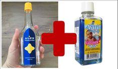 Slováci vyrábajú doma antibateriálne, dezingekčné gély na ochranu rúk. Kedže sa v obchodoch minuli, je to doslova nevyhnutnosť. Ich odskúšané recepty môžu pomôcť aj vám.Ja vyrábam domáci dezinfekčný gél na ruky už celé roky a … Fiji Water Bottle, Smart Water, Vodka Bottle, Aloe Vera, Projects To Try, Drinks, Crowns, Alcohol, Drinking