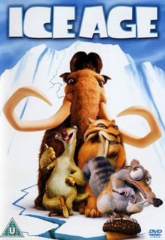 Get Ice Age DVD and Blu-ray release date, trailer, movie poster and movie stats. Everybody Loves Raymond and Parenthood star Ray Romano lends his voice as the lead character in the digitally animated comedy Ice Age. This kid-friendly film is set during. Ice Age Movies, Kid Movies, Family Movies, Cartoon Movies, Great Movies, Movies And Tv Shows, Movie Tv, Pixar Movies, Cartoon Characters