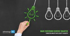 In the of the consumer, customers dont have time to deal with you dealership. Their time is limited so they need instant solutions. Here is what Forrester analyst Kate Leggett suggests to employ a smart strategy for smart customers.