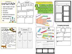Picture Floor Plans, Diagram, Bullet Journal, Classroom, Notes, Teaching, School, Greek, Class Room