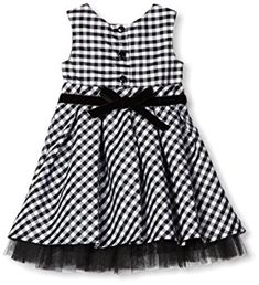 Amazon.com: Youngland Baby Girls' long Sleeve Shrug Dress 3 Piece Set, Black/White, 18 Months: Infant And Toddler Special Occasion Dresses: Clothing