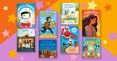 To put together this best-of-the-year list, we went straight to the most important people: the kids! Here are the books they loved reading most in 2017.