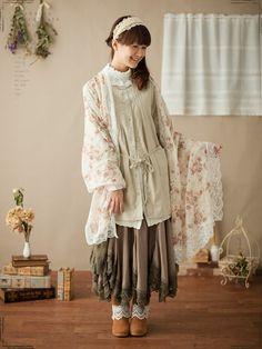 1000 Images About Mori Kei On Pinterest Mori Girl