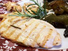 marinata per pollo alla griglia con Ristretto di Aceto Balsamico, Olio d'Oliva al Limone e Distillato Sherry Medium Amontillado VOM FASS