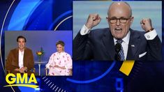 Sacha Baron Cohen responds to Rudy Giuliani's claims about 'Borat' scene...