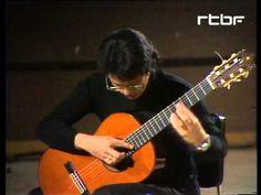 """Leo Brouwer : """"Recuerdos de Lieja"""" : Danza Caracteristica (Live in Lukow..."""