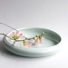 Low Porcelain Bowl