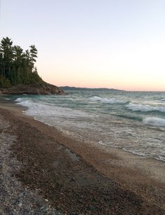 Graphic Designer // living & designing in the Great Lakes State of Michigan Sault Ste Marie Ontario, Places Around The World, Around The Worlds, Bay Lake, Lake Superior, Beach Walk, Great Lakes, Vacations, Parks