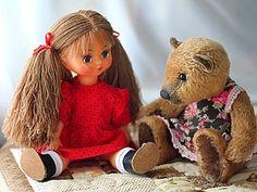 Новая жизнь куклы с трудной судьбой. | Ярмарка Мастеров - ручная работа, handmade - how to make new hair for dolls (L*)