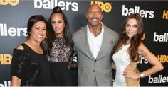 Fun Fact: Dwayne Johnson's Family Is Just as Genetically Blessed as He Is