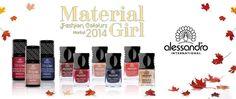 #alessandro #alessandroGR #alessandrointernational #colours #nail #nailpolish #manicure #vernis