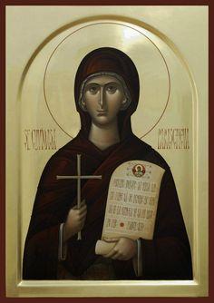 St Paraskeva [Petka] of Serbia - The New   /