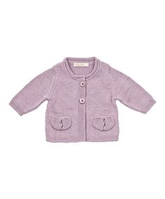 Love this Fawn Lola Cardigan - Infant by Toffee Moon on #zulily! #zulilyfinds