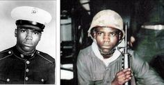 Youngest Vietnam War US Marine Was 14 Years Old, He Was Killed In Action Age 15 - https://www.warhistoryonline.com/featured/youngest-vietnam-war-us… | Pinteres…