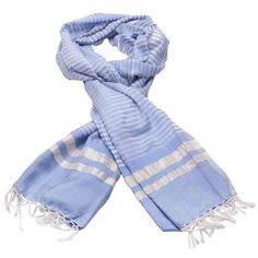 Uchit Hana Scarf ($149) ❤ liked on Polyvore featuring accessories, scarves, long scarves, long shawl and oblong scarves